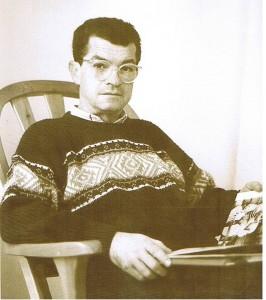 Joaquín Lobato, poeta