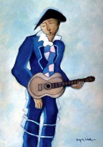 Arlequines - Joaquín Lobato