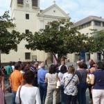 La ruta del poeta en Vélez