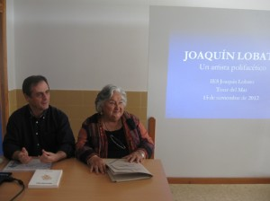 Conferencia Joaquín Lobato