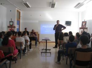 Conferencia IES Joaquín Lobato