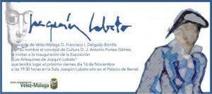 Exposicion: Los arlequines de Joaquín Lobato