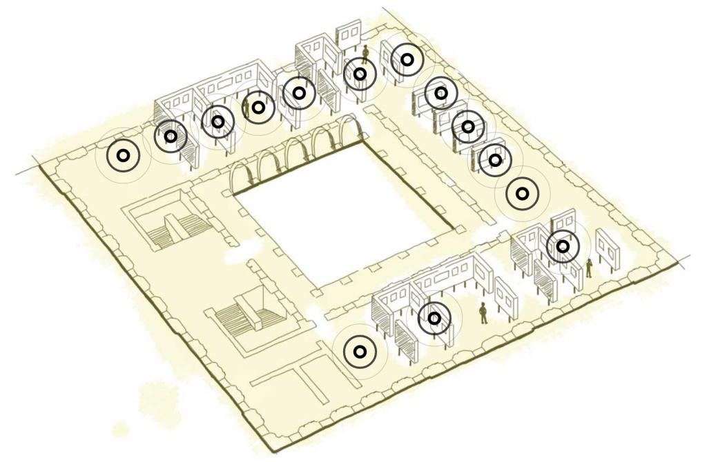 Haz clic en la imagen para entrar en el museo virtual de Málaga