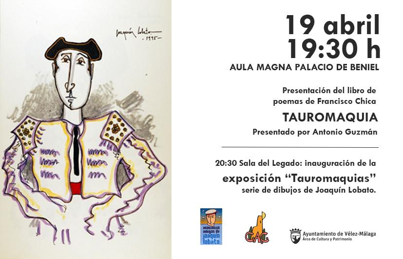 Exposicion Tauromaquias Joaquin Lobato